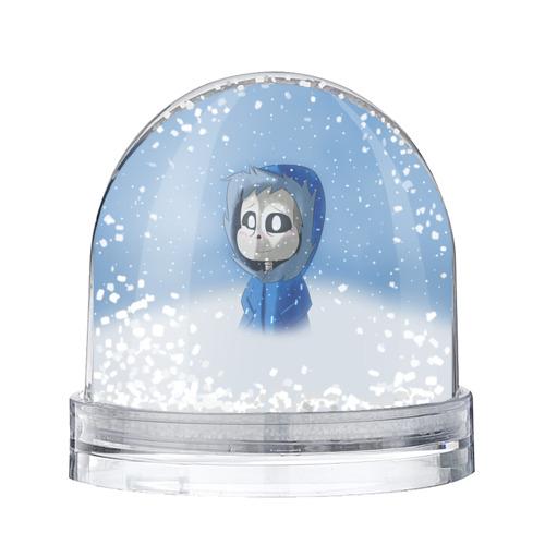 Водяной шар со снегом  Фото 01, Sans
