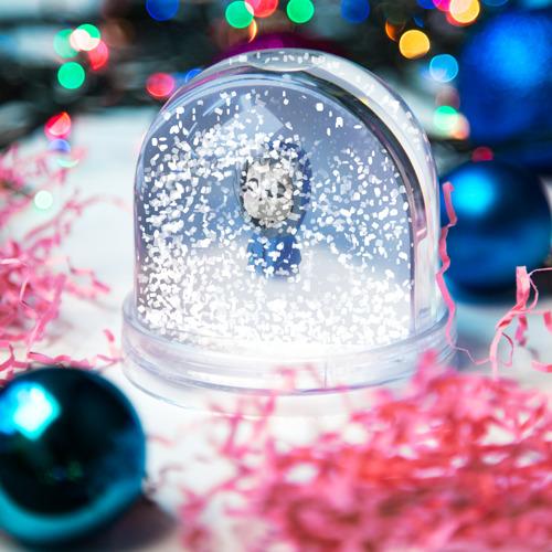 Водяной шар со снегом  Фото 04, Sans