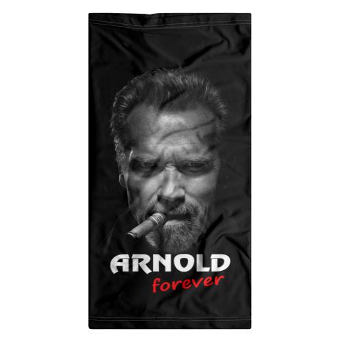 Бандана-труба 3D  Фото 07, Arnold forever