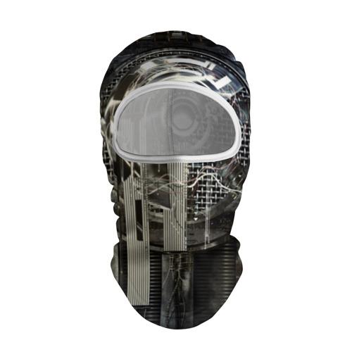 Балаклава 3D  Фото 01, Sci-Fi