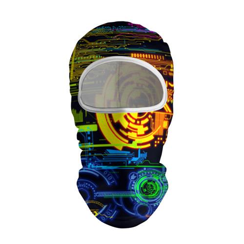 Балаклава 3D  Фото 01, Техно