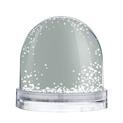 Водяной шар со снегом  Фото 02, Placebo