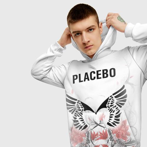 Мужская толстовка 3D  Фото 01, Placebo
