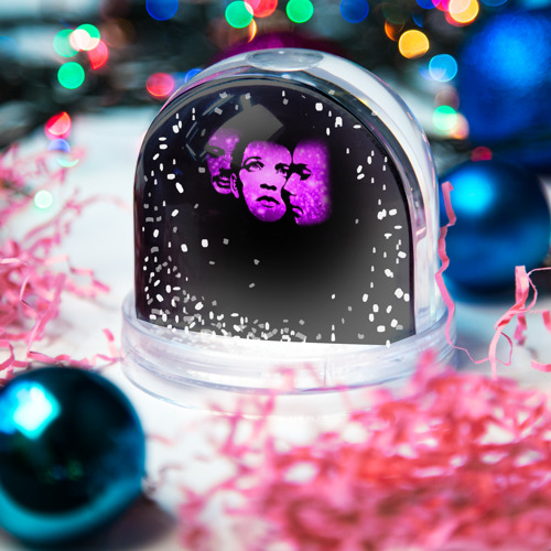 Водяной шар со снегом  Фото 03, Placebo