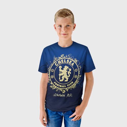 Детская футболка 3D Chelsea