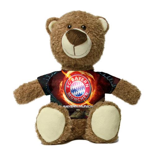 Миша в футболке 3D Bayern
