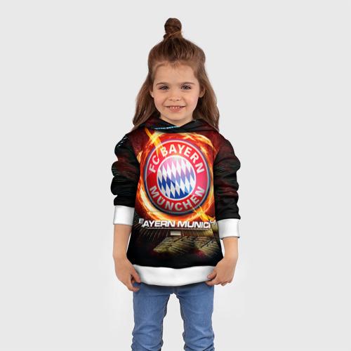 Детская толстовка 3D Bayern