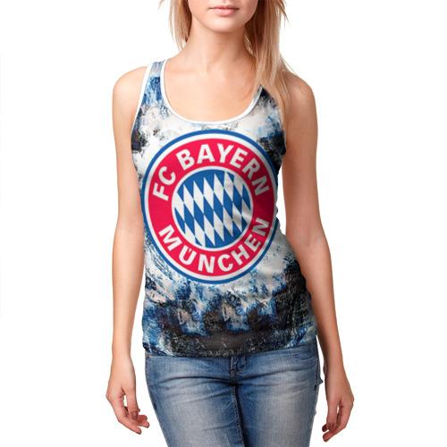 Женская майка 3D  Фото 03, Bayern