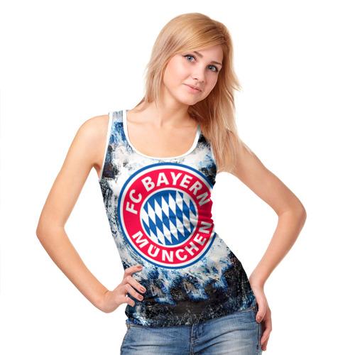 Женская майка 3D  Фото 05, Bayern