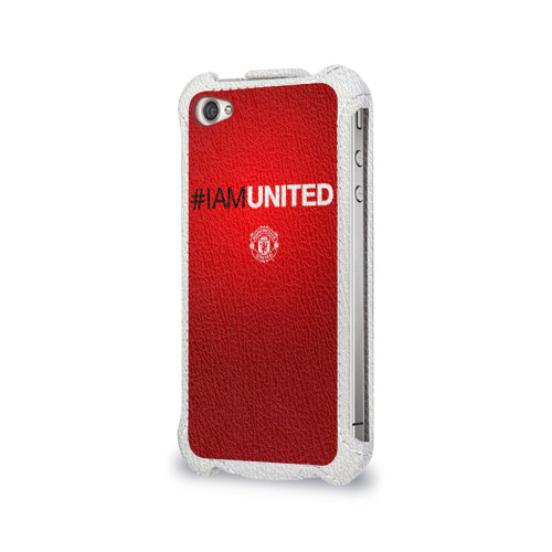 Чехол для Apple iPhone 4/4S flip  Фото 03, I am United