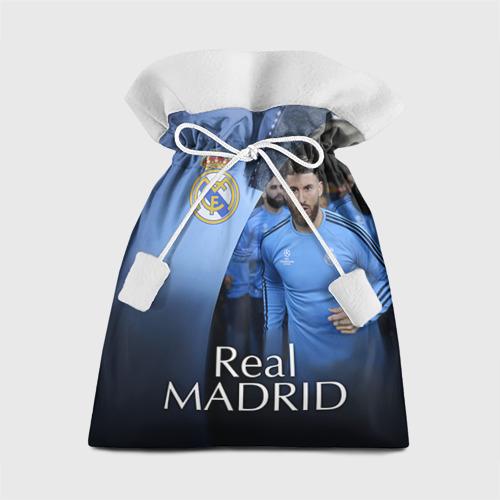 Подарочный 3D мешок Real Madrid