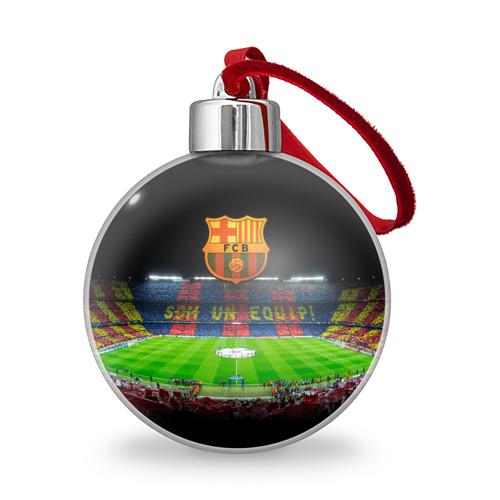 Ёлочный шар Barcelona4