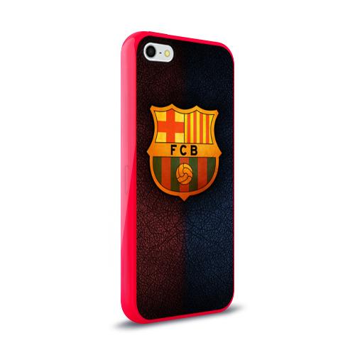 Чехол для iPhone 5/5S глянцевый Barcelona8 Фото 01