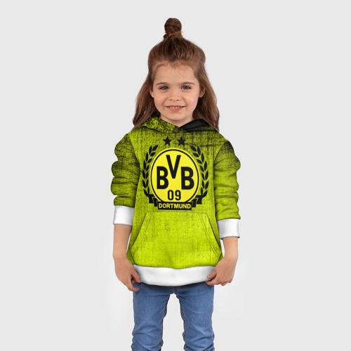 Детская толстовка 3D Borussia5