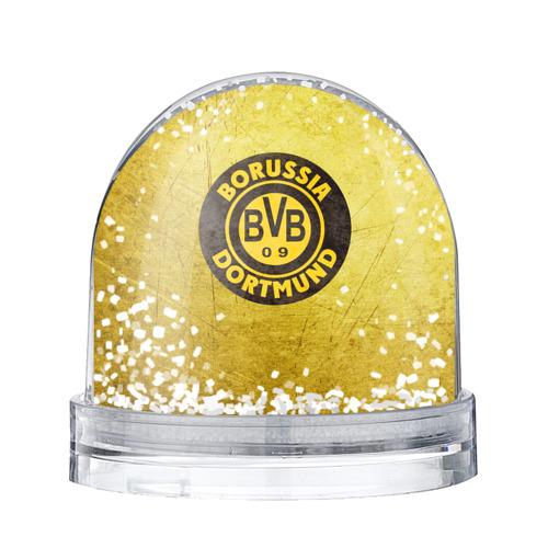Водяной шар со снегом  Фото 01, Borussia3