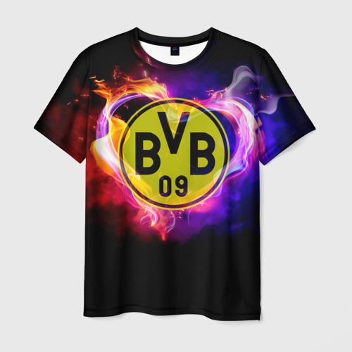 Мужская футболка 3D Borussia2 Фото 01