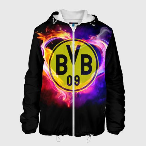 Мужская куртка 3D  Фото 01, Borussia2