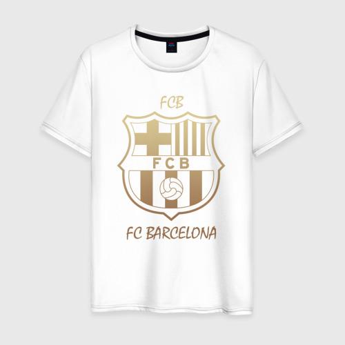 Мужская футболка хлопок Barcelona1