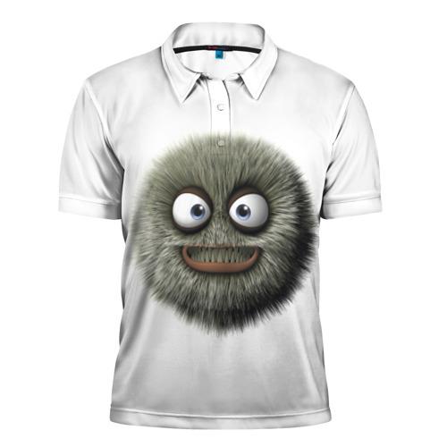 Мужская рубашка поло 3D Монстр