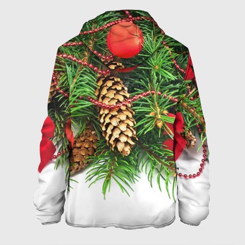Мужская куртка 3D  Фото 02, Дуx рождества