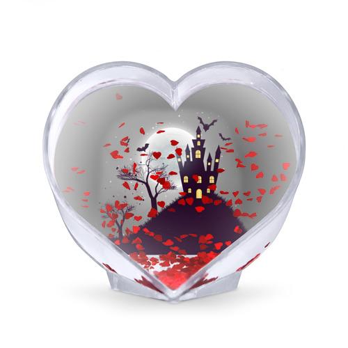 Сувенир Сердце  Фото 02, Дом с привидениями