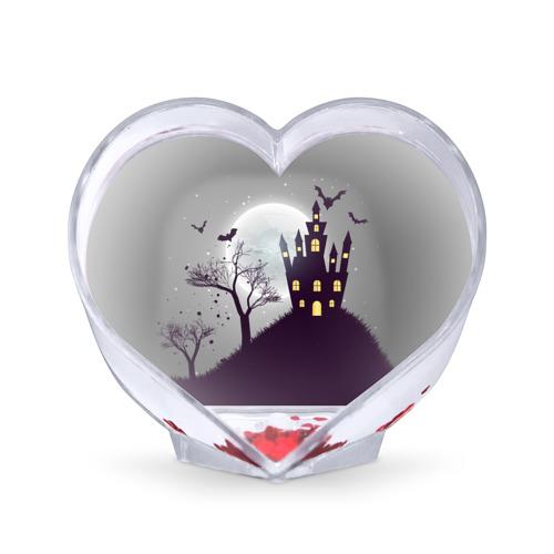 Сувенир Сердце  Фото 01, Дом с привидениями