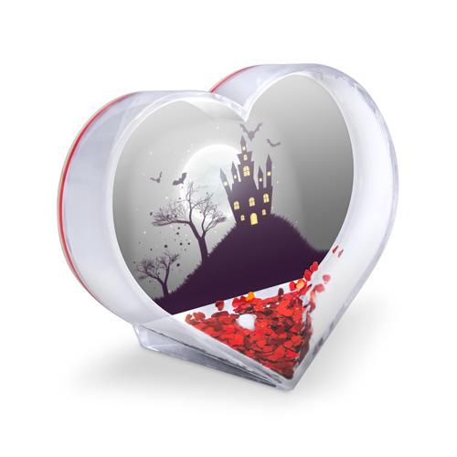 Сувенир Сердце  Фото 03, Дом с привидениями