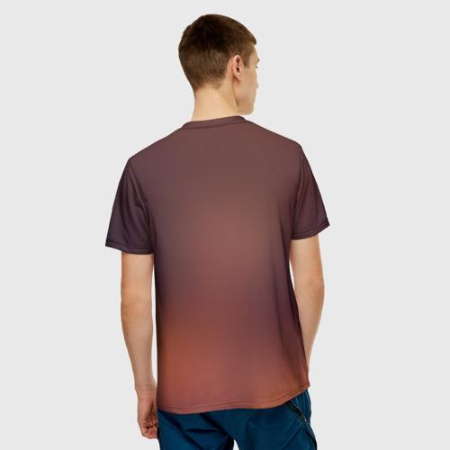 Мужская футболка 3D  Фото 02, Blast