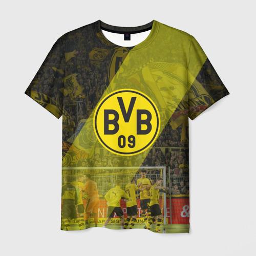 Мужская футболка 3D Borussia Фото 01