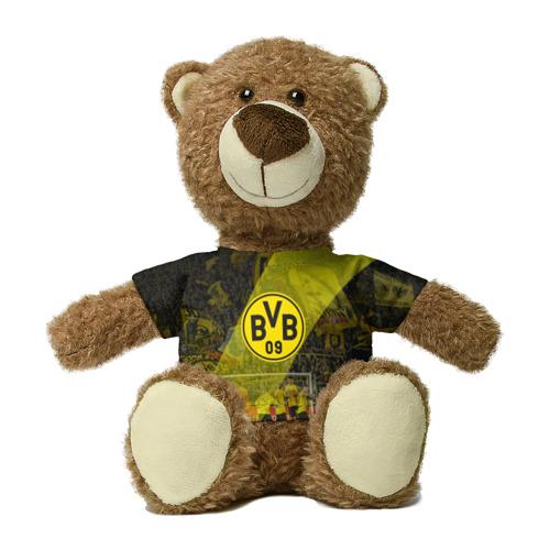 Миша в футболке 3D Borussia