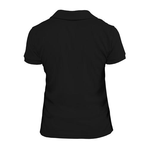 Женская рубашка поло 3D 'Галстук'