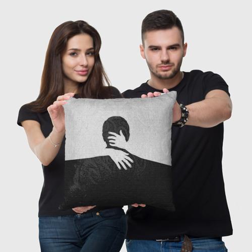 Подушка 3D  Фото 05, Объятия