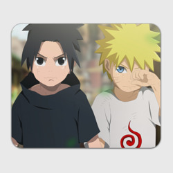 Маленькие Наруто и Саске