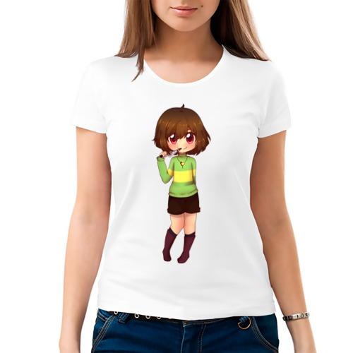Женская футболка хлопок  Фото 03, Chara