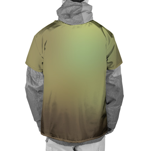 Накидка на куртку 3D  Фото 02, Tinker