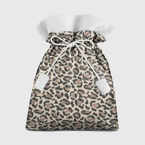 Подарочный 3D мешок Шкура леопарда 3 Фото 01