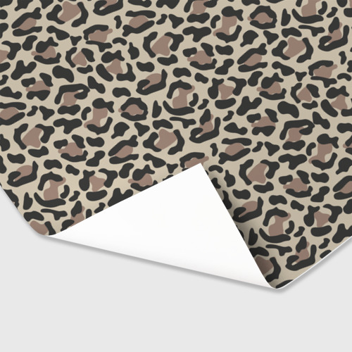 Бумага для упаковки 3D Шкура леопарда 3 Фото 01