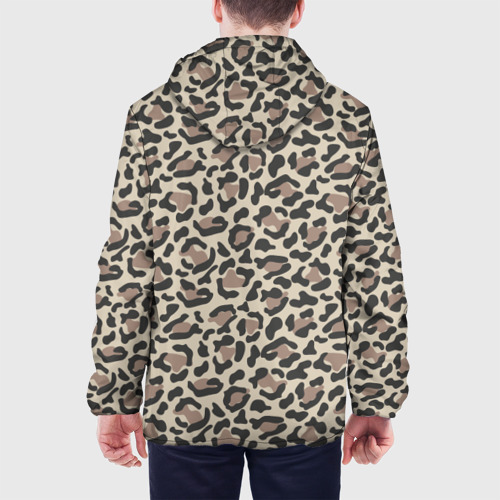 Мужская куртка 3D Шкура леопарда 3 Фото 01