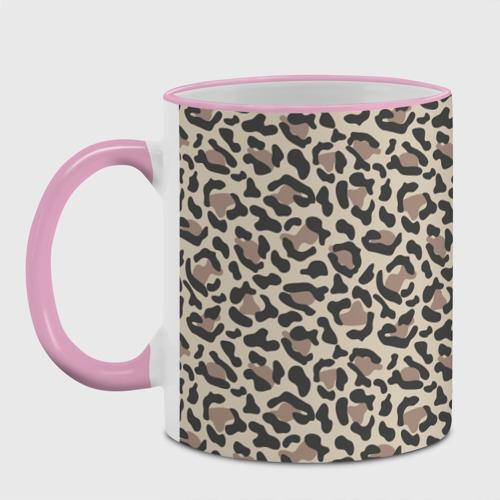 Кружка с полной запечаткой Шкура леопарда 3 Фото 01