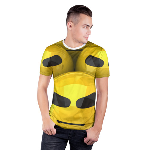 Мужская футболка 3D спортивная  Фото 03, Bad Boys