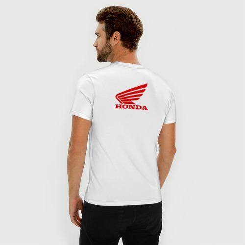 Мужская футболка премиум  Фото 04, CBR600RR