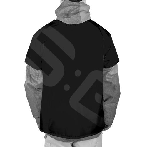 Накидка на куртку 3D  Фото 02, cs:go - Guardian pin graffiti