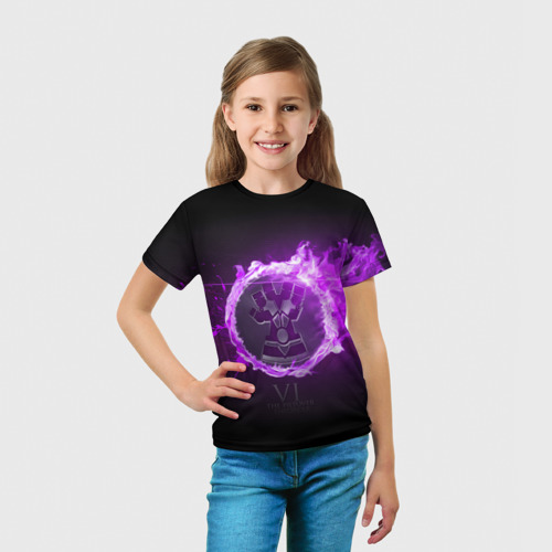 Детская футболка 3D  Фото 03, Вай