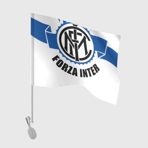 Флаг для автомобиля Forza Inter