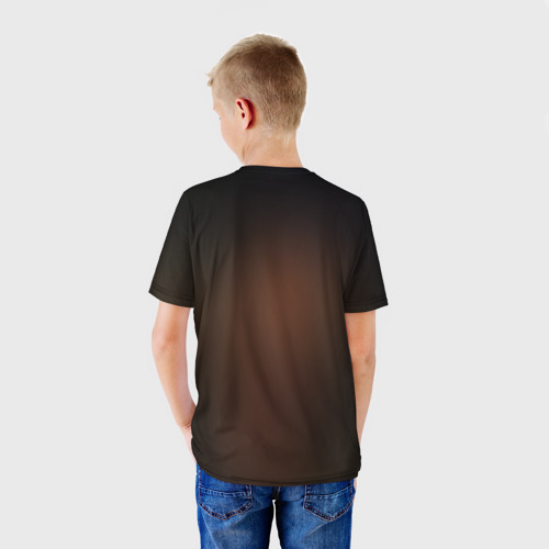 Детская футболка 3D Boss Фото 01