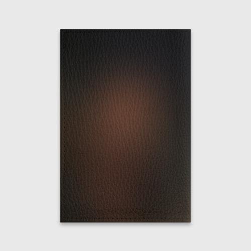 Обложка для паспорта матовая кожа Boss Фото 01