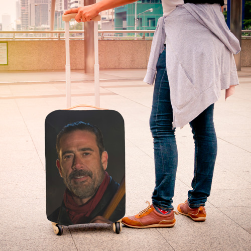 Чехол для чемодана 3D Boss Фото 01