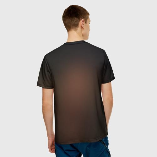 Мужская футболка 3D  Фото 02, Boss