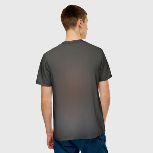 Мужская футболка 3D  Фото 02, Дерил