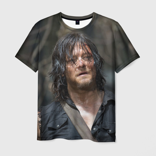 Мужская футболка 3D  Фото 03, Дерил